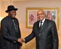 Zuma-Goodluck