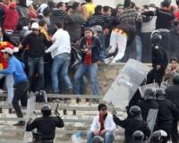 Tunisie foule