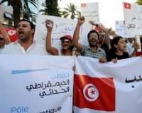 Tunisie marche
