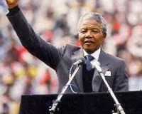 Mandela investiture