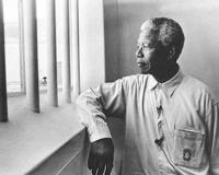 Nelson Mandela barreaux