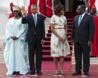 Obama Dakar