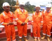 Shell Gabon Gamba