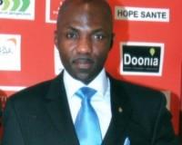 Freddy Dominique.Zanga, président de la CICP