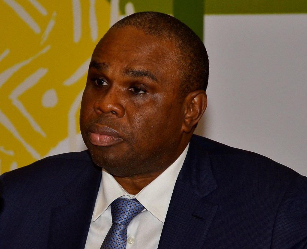 Benedict Oramah, Président de Afreximbank