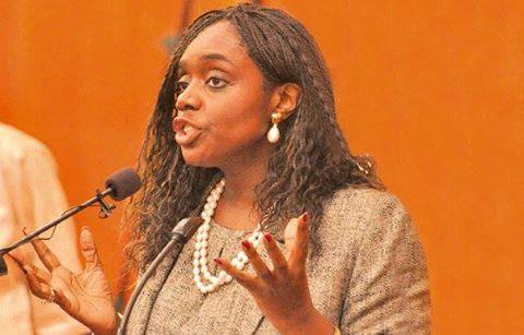 Kemi Adeosun, Ministre des Finances du Nigéria