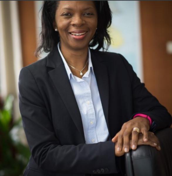 Elisabeth Medou Badang (photo), la DG d'Orange Cameroun
