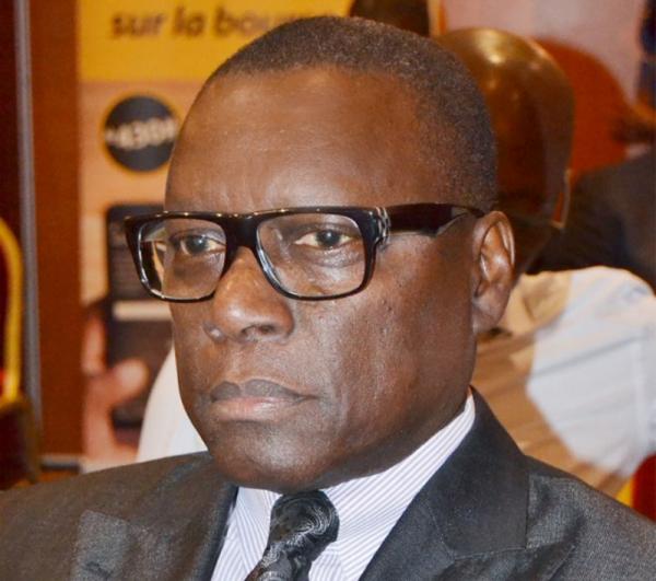 Pierre Goudiaby Atepa, Président du conseil d'administration de la BRVM
