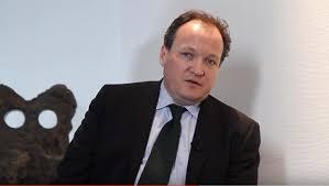Ambroise Fayolle, Vice-président de la Banque européenne d'investissement (BEI)