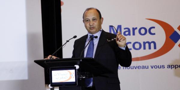 Abdeslam Ahizoune, Président du Directoire,