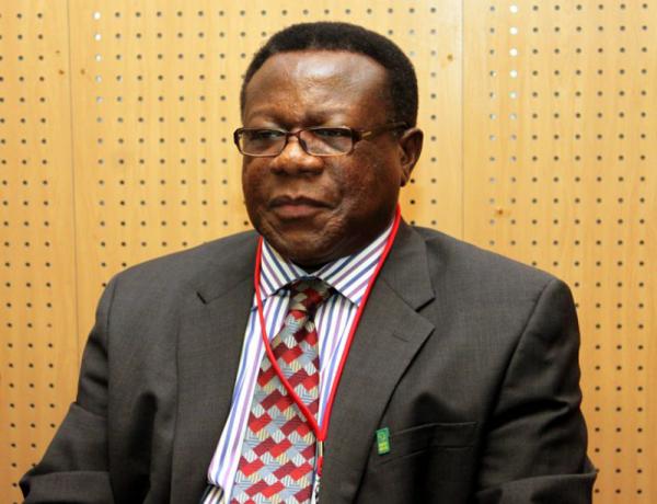 professeur Emmanuel Nnadozie, secrétaire exécutif de l'ACBF