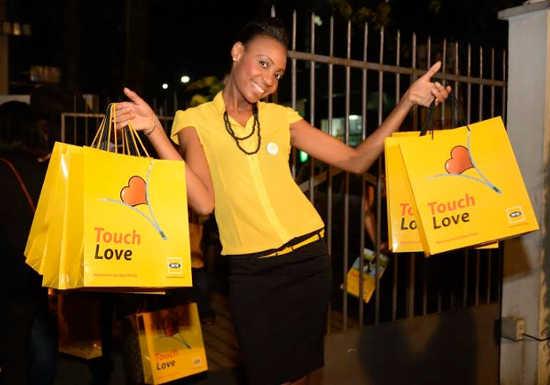 """""""TOUCH"""", parmi les  positionnements de MTN Cameroon"""
