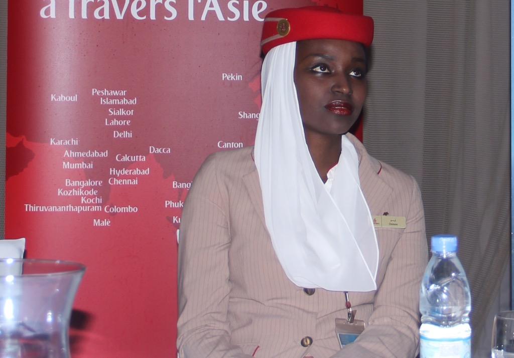 Senegal Emirates Dans Les Yeux D Une Hotesse Financial Afrik