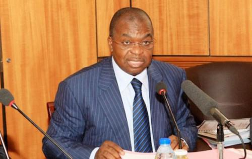 Louis Paul Motazé, ministre camerounais des Finances