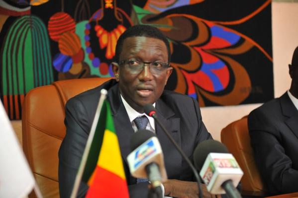 Amadou Ba, Ministre sénégalais de l'Economie et des Finances