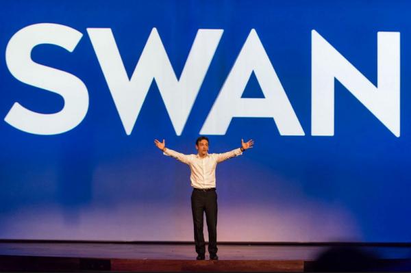 Louis Rivalland, directeur exécutif du groupe Swan