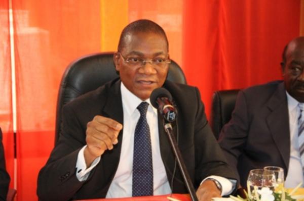 Bruno Koné, Ministre de l'Economie numérique et de la Poste