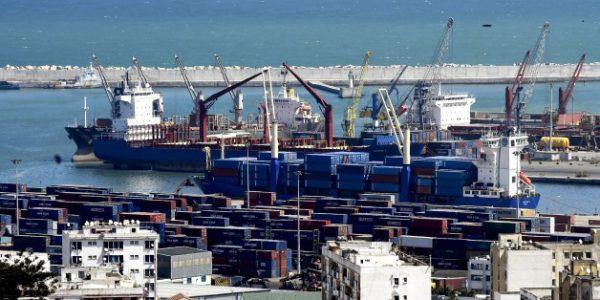 A picture taken on April 2, 2015 shows the harbour of the Algerian capital northwest of Algiers. AFP PHOTO / FAROUK BATICHE        (Photo credit should read FAROUK BATICHE/AFP/Getty Images)