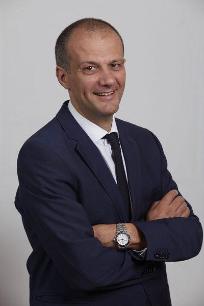 Xavier Saint-Martin-Tillet (DG de LafargeHolcim Côte d'Ivoire)