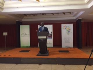 Franck Agjagba, DG du fonds GARI