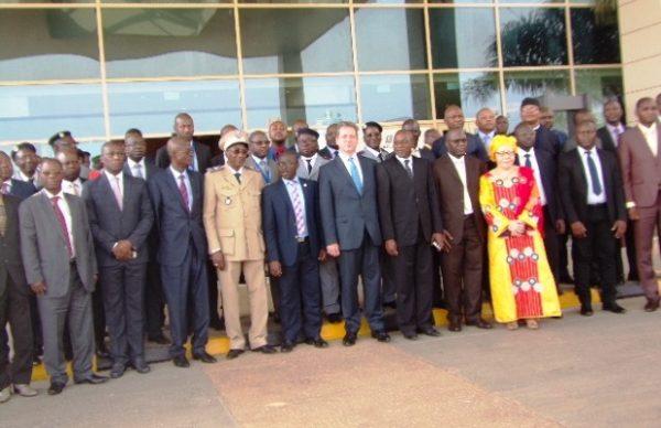 Ouverture ce lundi 19 décembre 2016 à Conakry de la 17éme réunion du comité des experts de l'organisation Mondiale des Douanes pour l'Afrique Occidentale et Centrale