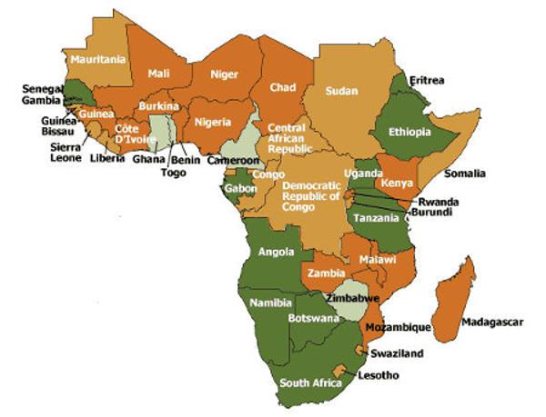 afrique-subsaharienne