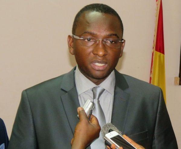 Aboubacar Camara; Directeur national des impôts