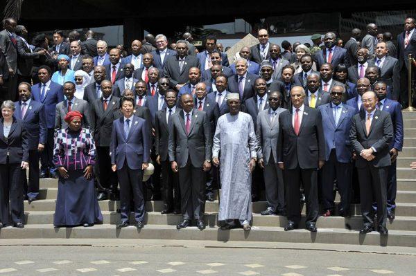 sommet-conference-reunion-ticad-nairobi-kenya-union-africaine-chef-president