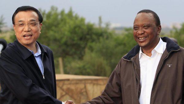 La chine installe une chambre de commerce au kenya for Chambre de commerce chine