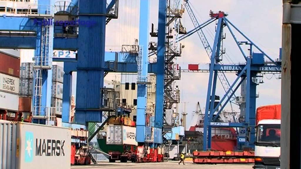 Côte d'Ivoire : Bolloré acquiert 4 nouveaux portiques pour le port ...