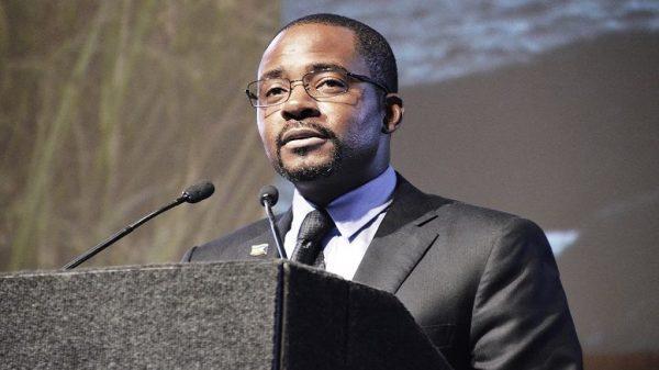 Gabriel Mbaga Obiang, ministre équato-guinéen des Mines et des hydrocarbures