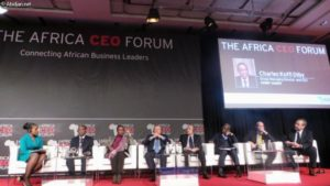 Abidjan, AFRICA CEO FORUM