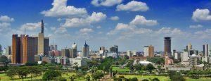 Nairobi, Stars in Africa