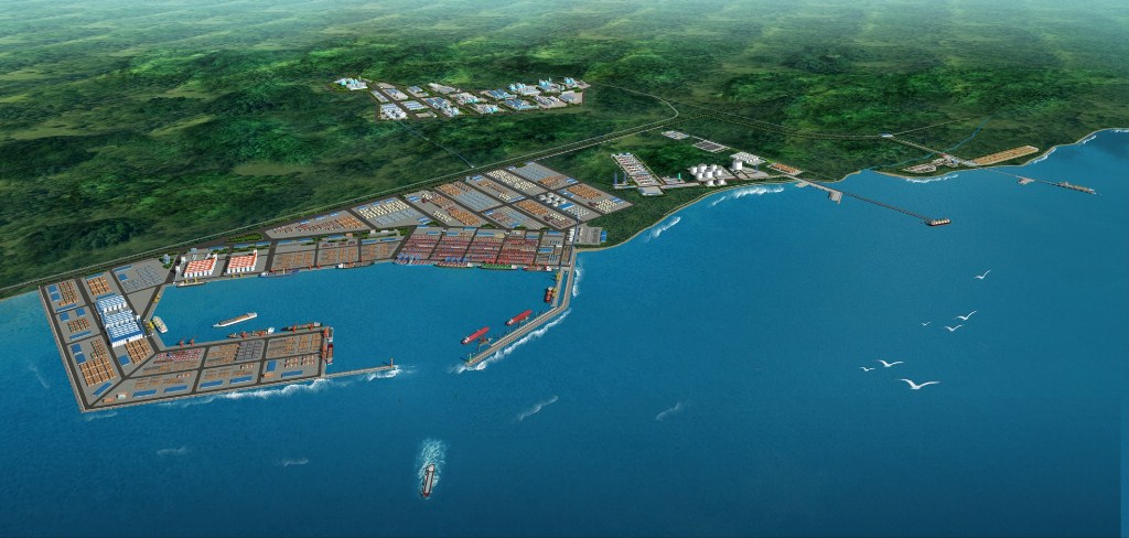 Cameroun d marrage des activit s de bollor au port de kribi en octobre 2017 financial afrik - Port autonome recrutement ...