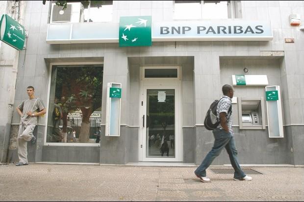 Alg rie bnp paribas de plein pied dans la banque for Banque exterieur d algerie