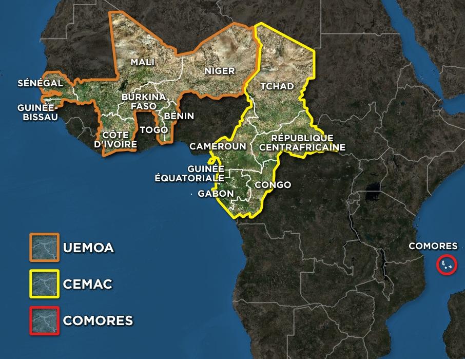 Zone Franc Une Chaude Réunion Doctobre En Vue Financial Afrik