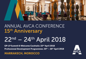 15th Annual AVCA Conference in Marrakech