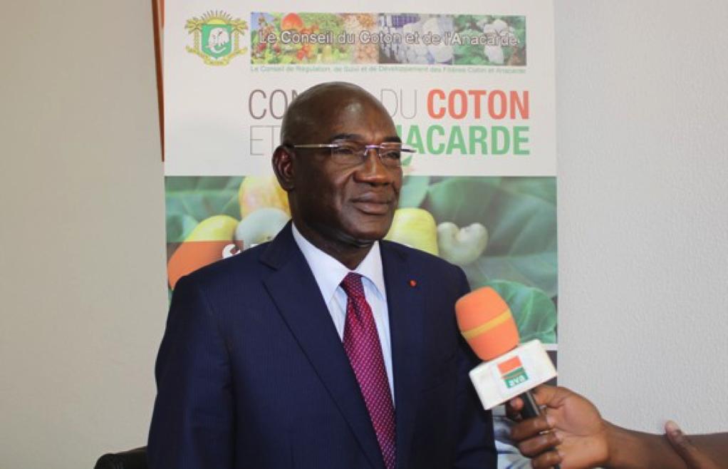 Lancement en Côte d'Ivoire de la campagne 2018 de commercialisation de l'anacarde