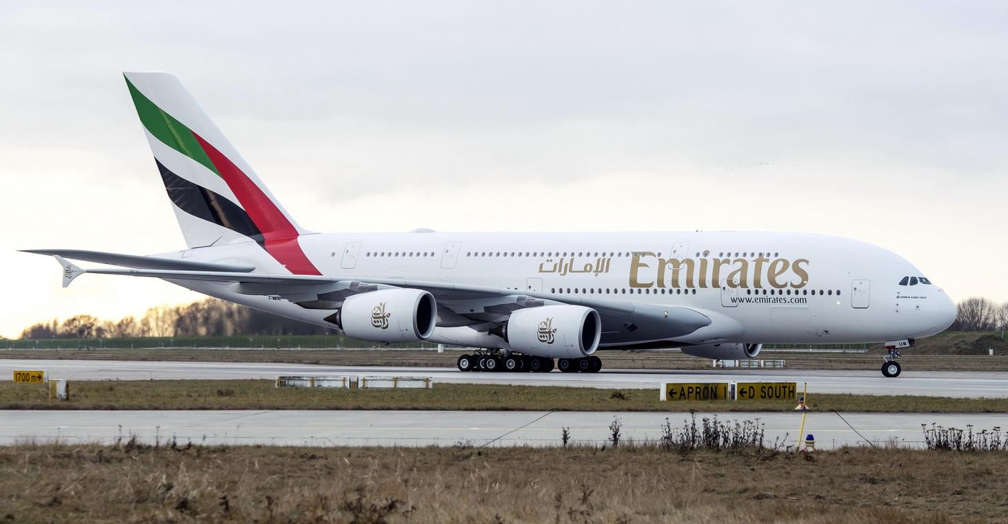 Emirates confirme sa commande pouvant aller jusqu 36 a380 suppl mentaires financial afrik - Emirates airlines paris office ...
