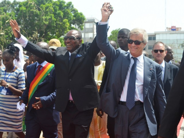 France-Afrique : Vincent Bolloré soupçonné de