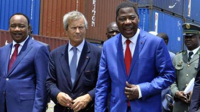 Bolloré va quitter l'Afrique — Urgent
