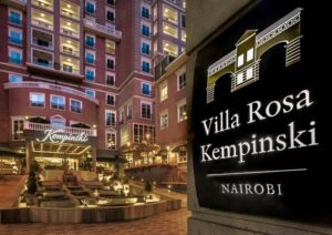 Nairobi, Africa Insurance & Reinsurance Conference