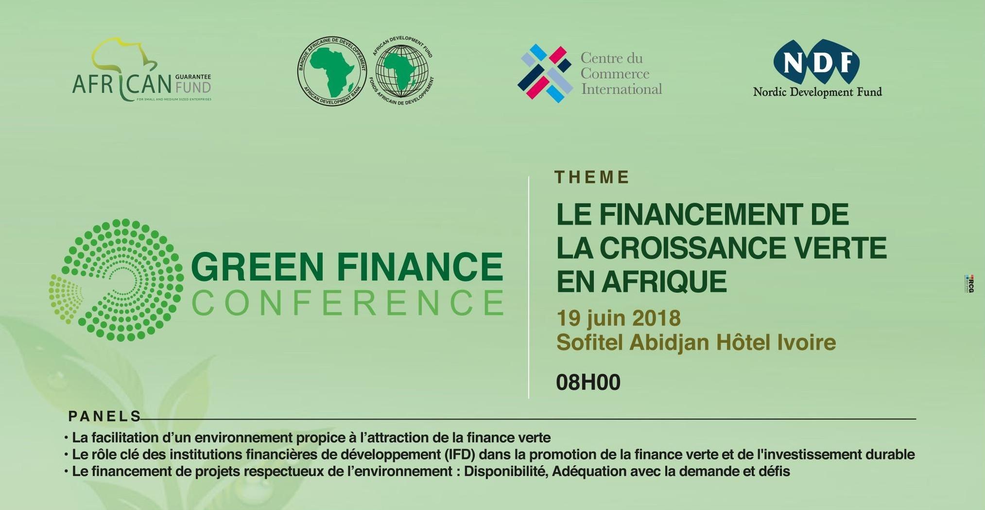 Green Finance Conference Le Financement Des Pme Au Cœur De La