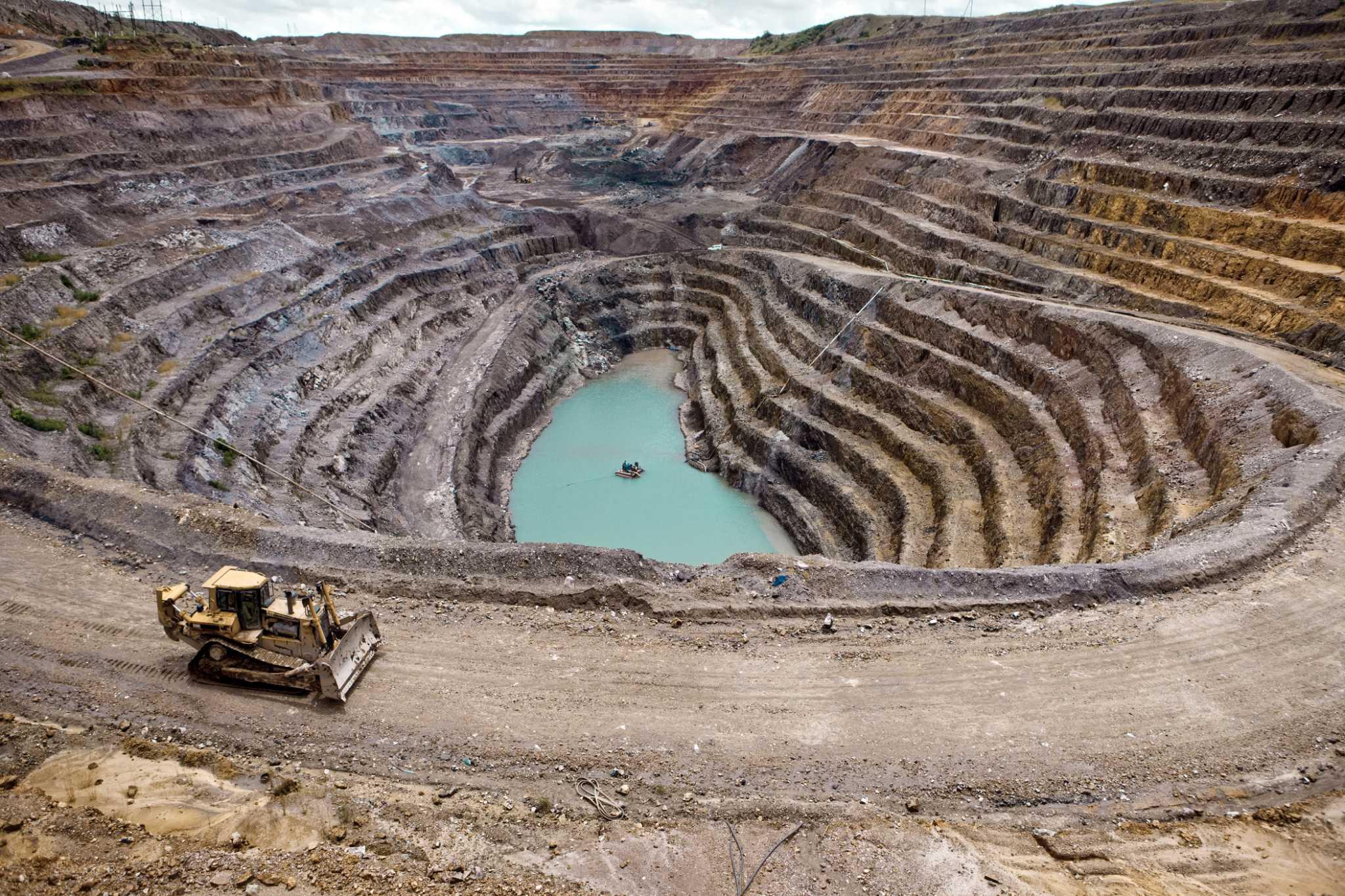 Kamoto Copper Company peut être recapitalisée — Glencore