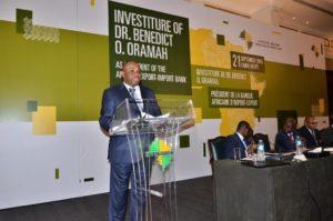 Abuja, assemblées générales d'Afreximbank
