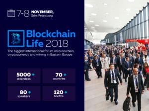 Le plus grand forum international sur la blockchain, la crypto-monnaie et l'exploitation minière en Russie et en Europe de l'Est @ Saint Petersburg en Russie