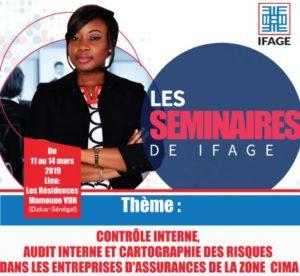 Séminaire international sur le contrôle l'audit interne et la cartographie des risques