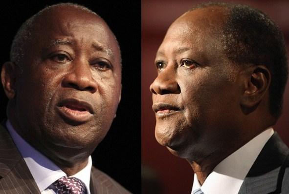 Côte d'Ivoire: Alassane conditionne son départ à celui de Bedié et de Gbagbo