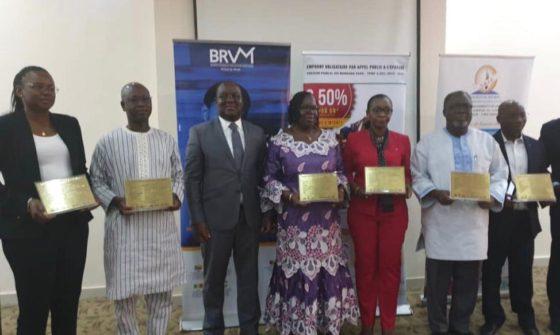BRVM: première cotation de l'emprunt Burkina Faso