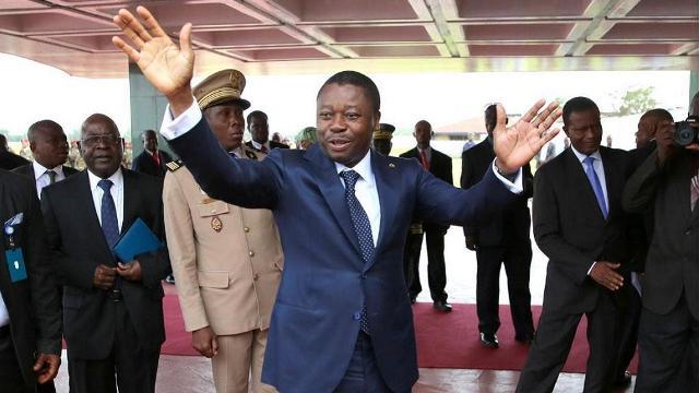 Togo : Faure Gnassingbé candidat pour un quatrième mandat ...